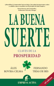 cubierta BUENA SUERTE, LA-15 ed
