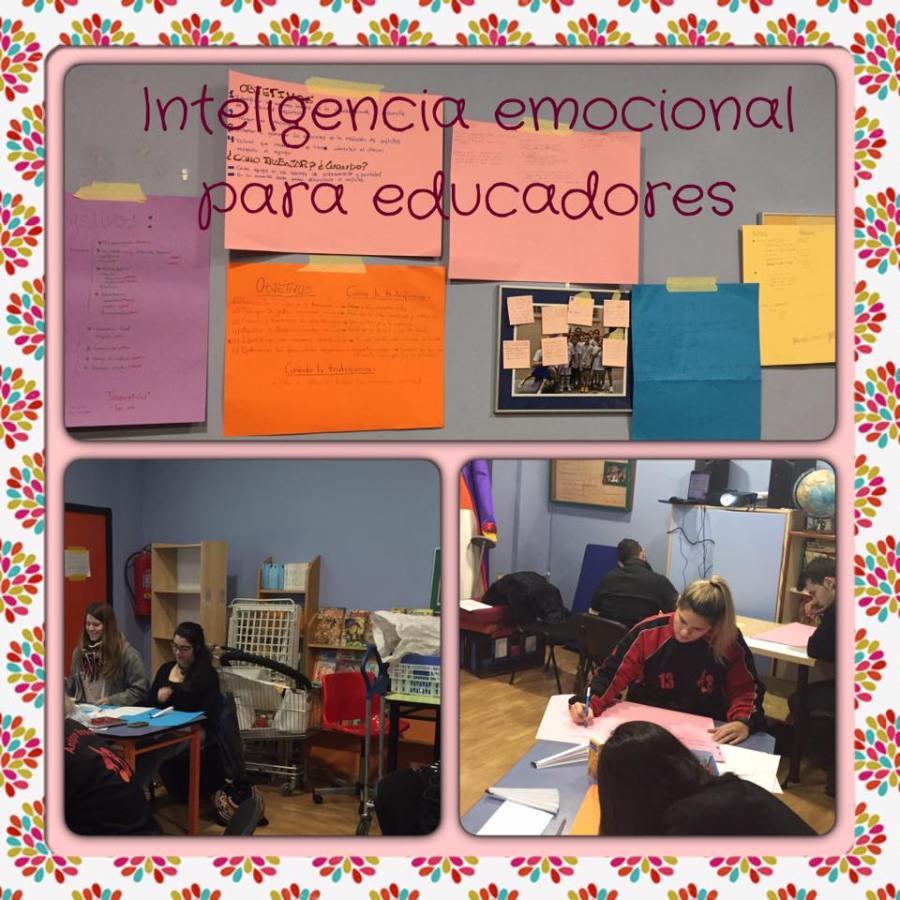 inteligencia emocional educadores el Trebol