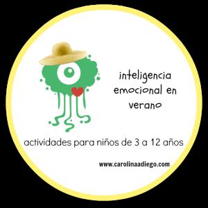inteligencia emocional de verano para niños