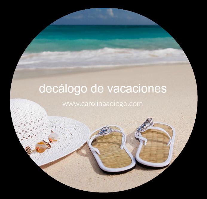 vacaciones, coaching, coach personal, desarrollo personal