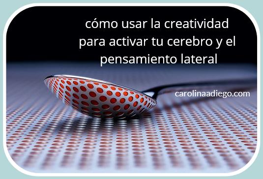 como usar la creatividad