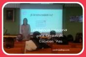 inteligencia emocinal para escuelas pias