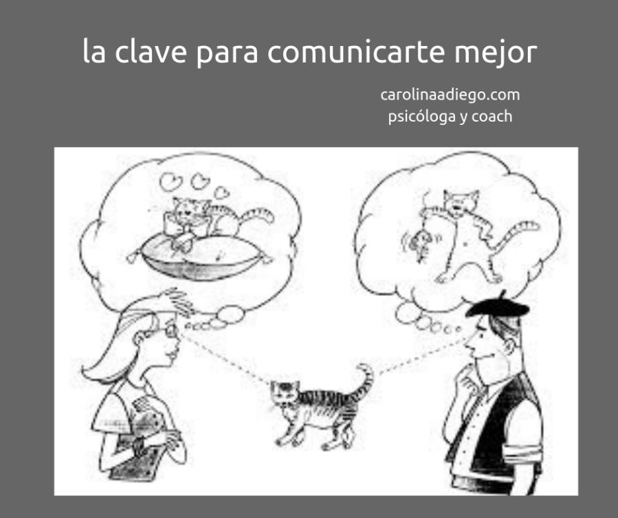 la clave para comunicarte mejor