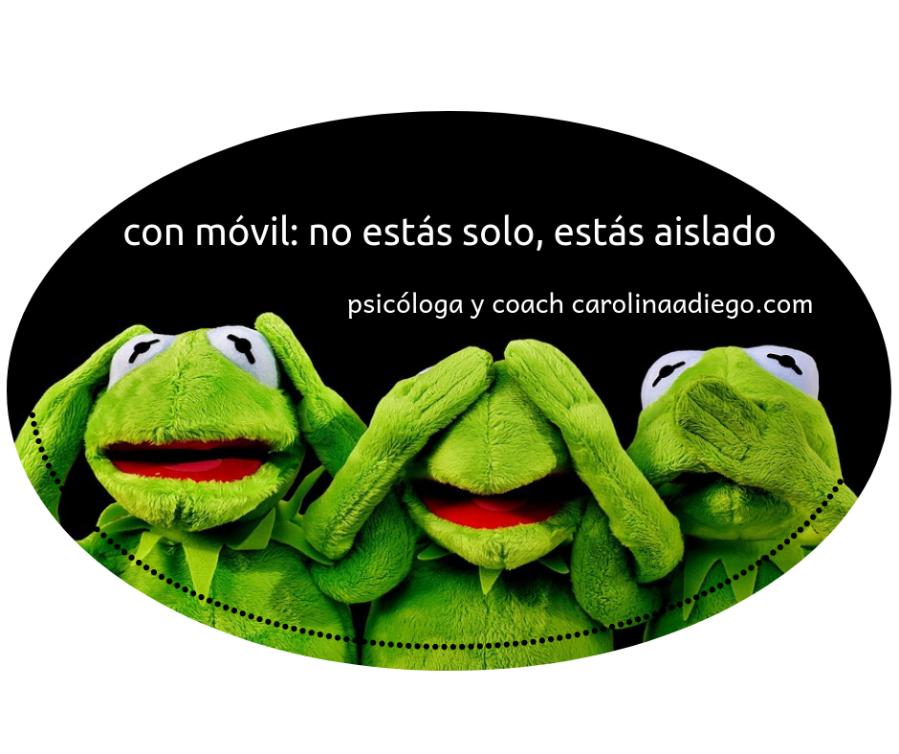 móvil_ no estás solo, estás aislado